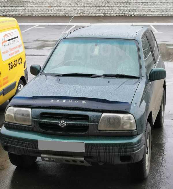 Suzuki Escudo, 1999 год, 340 000 руб.