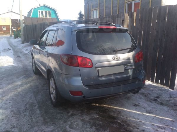 Hyundai Santa Fe, 2006 год, 580 000 руб.