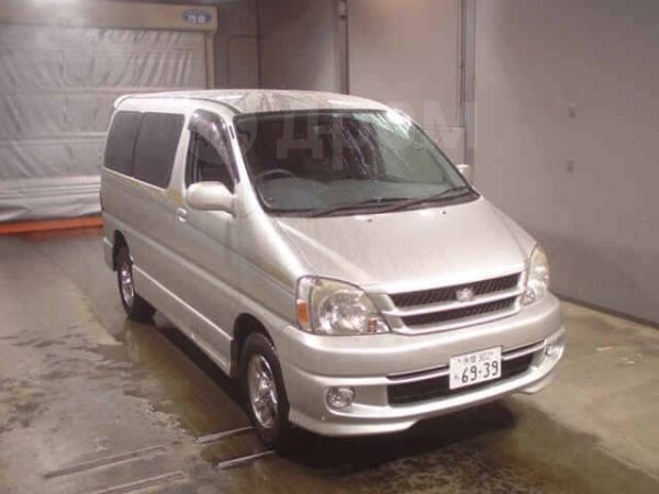 Toyota Touring Hiace, 2001 год, 400 000 руб.