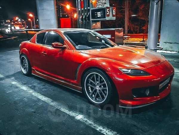 Mazda RX-8, 2003 год, 650 000 руб.