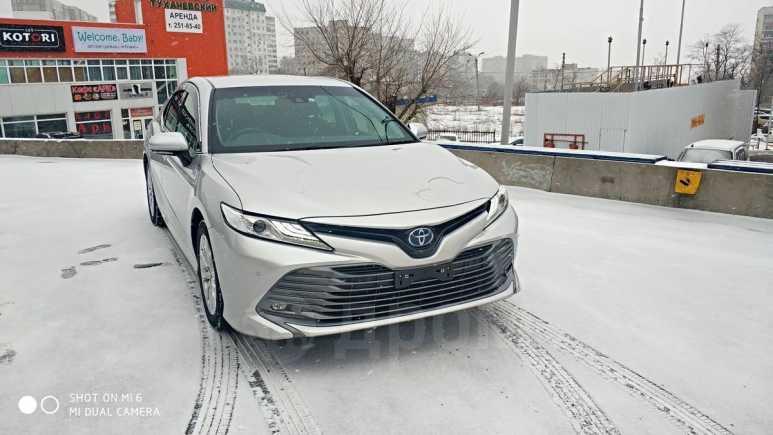 Toyota Camry, 2019 год, 1 620 000 руб.