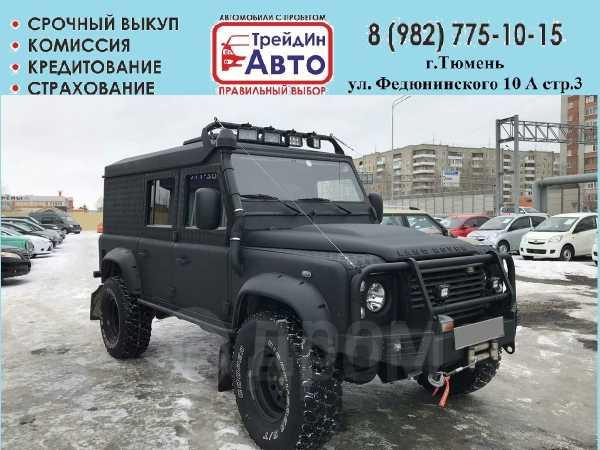 Land Rover Defender, 2007 год, 1 400 000 руб.