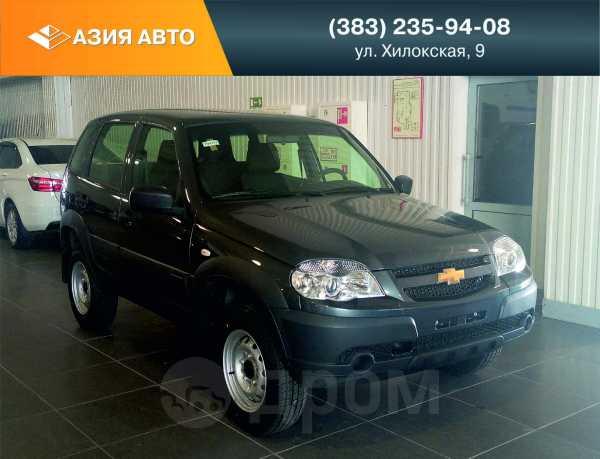 Chevrolet Niva, 2020 год, 717 000 руб.