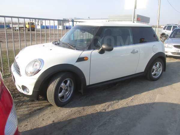 Mini Hatch, 2009 год, 475 000 руб.