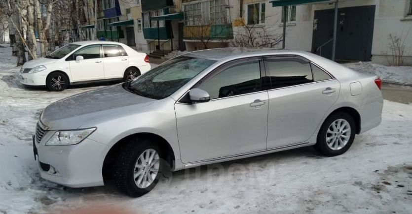 Toyota Camry, 2013 год, 1 160 000 руб.