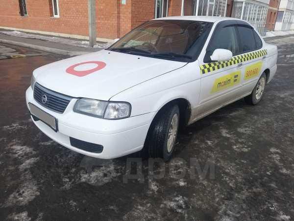 Nissan Sunny, 2002 год, 185 000 руб.