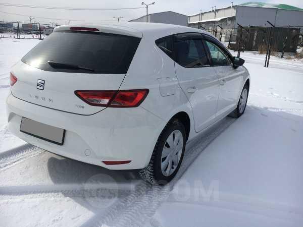 SEAT Leon, 2014 год, 590 000 руб.