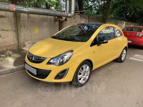 Opel Corsa, 2013 год, 465 000 руб.