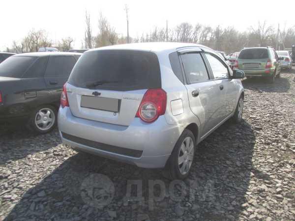 Chevrolet Aveo, 2010 год, 265 000 руб.