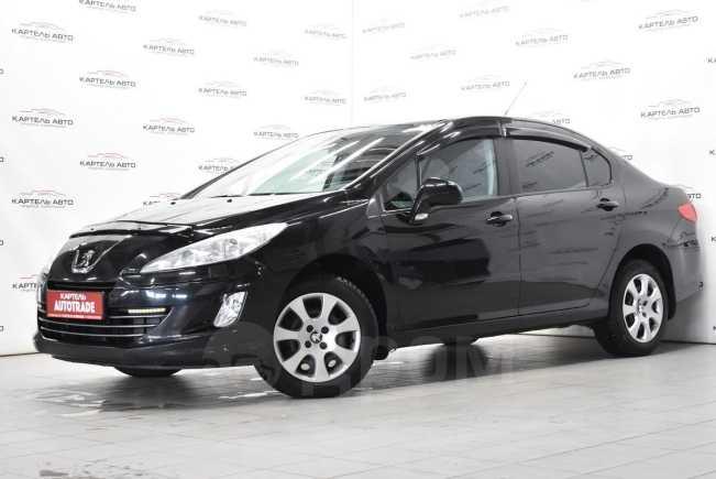 Peugeot 408, 2012 год, 409 000 руб.