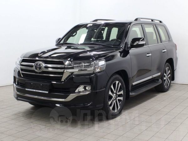 Toyota Land Cruiser, 2020 год, 6 140 000 руб.