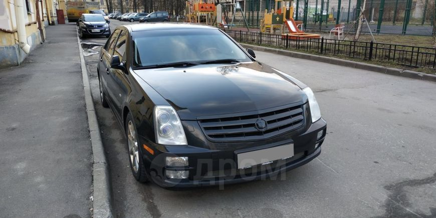 Cadillac STS, 2007 год, 420 000 руб.