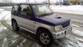 Челябинск Pajero Mini 1999