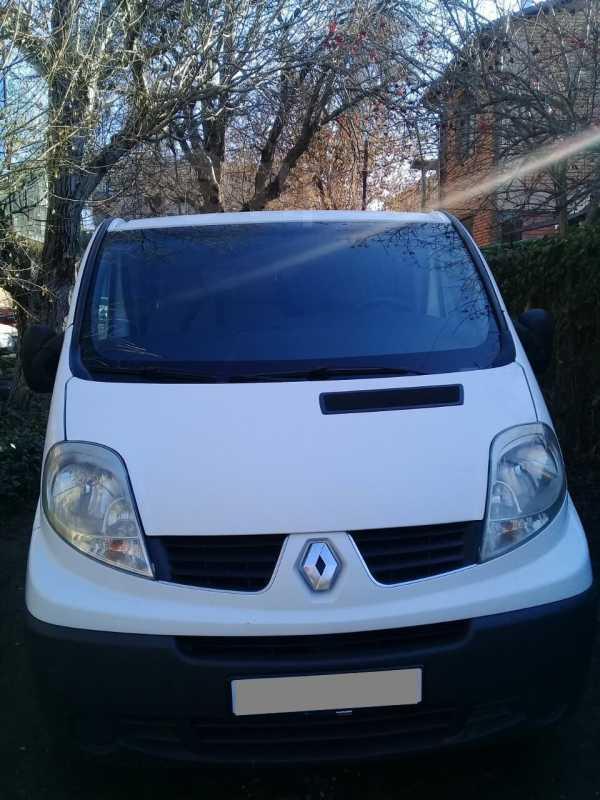 Renault Trafic, 2008 год, 730 000 руб.