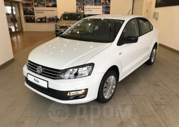 Volkswagen Polo, 2020 год, 840 400 руб.