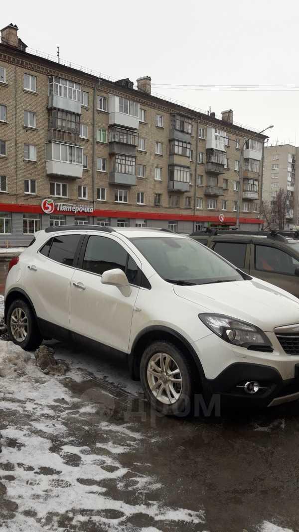 Opel Mokka, 2014 год, 720 000 руб.