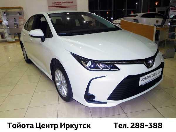 Toyota Corolla, 2020 год, 1 384 000 руб.