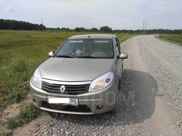 Renault Sandero, 2010 год, 345 000 руб.