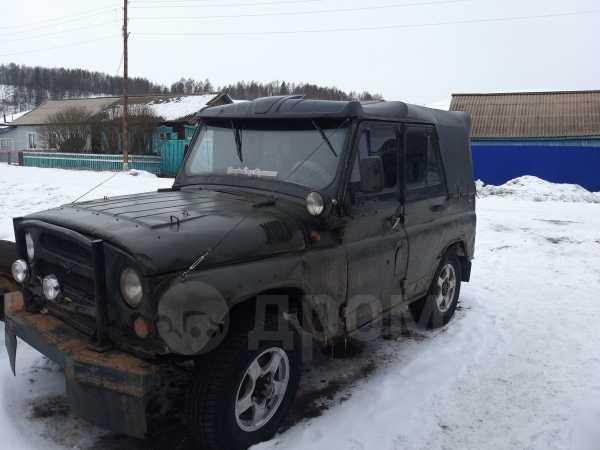 УАЗ 469, 1989 год, 75 000 руб.
