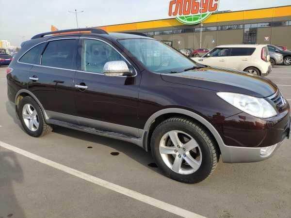 Hyundai ix55, 2008 год, 600 000 руб.