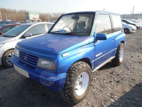 Suzuki Escudo, 1991 год, 155 000 руб.