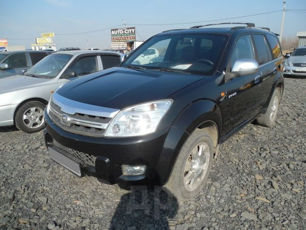 Great Wall Hover, 2008 год, 389 000 руб.