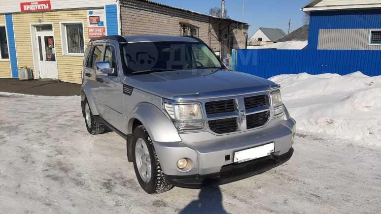 Dodge Nitro, 2007 год, 900 000 руб.