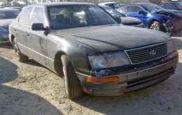 Апшеронск LS400 1993