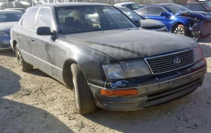 Lexus LS400, 1993 год, 350 000 руб.