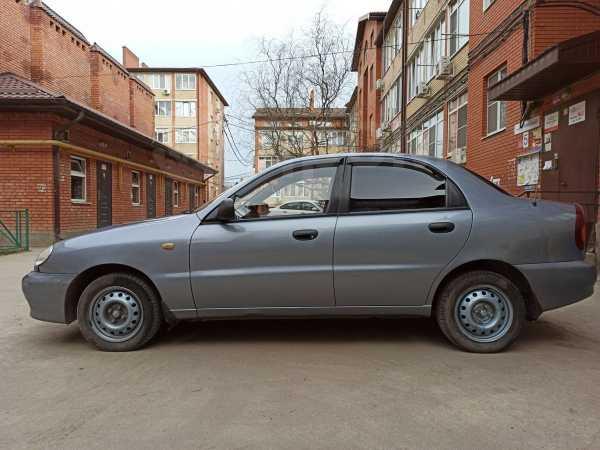 ЗАЗ Шанс, 2009 год, 120 000 руб.