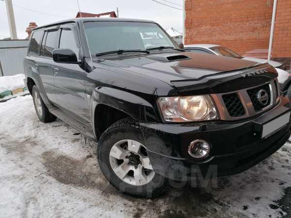 Nissan Patrol, 2008 год, 1 020 000 руб.
