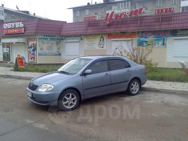 Toyota Corolla, 2004 год, 359 000 руб.