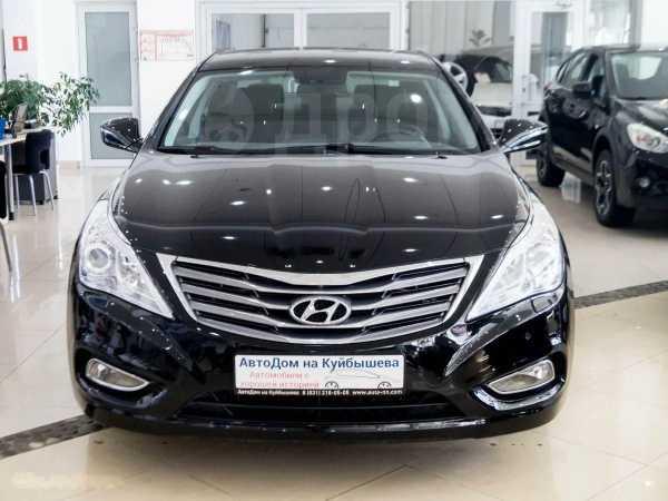 Hyundai Grandeur, 2014 год, 948 000 руб.