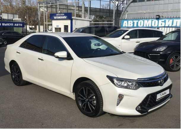 Toyota Camry, 2018 год, 1 499 000 руб.