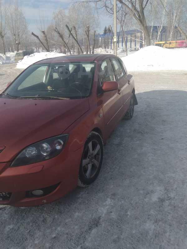 Mazda Mazda3, 2005 год, 293 000 руб.
