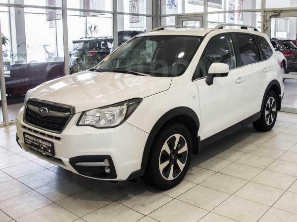 Subaru Forester, 2018 год, 1 748 000 руб.