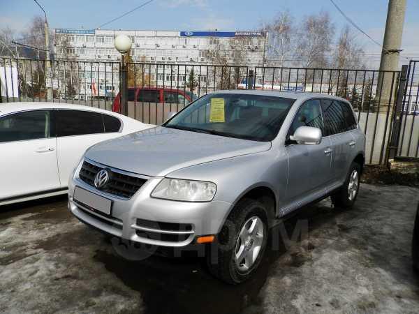 Volkswagen Touareg, 2003 год, 449 000 руб.
