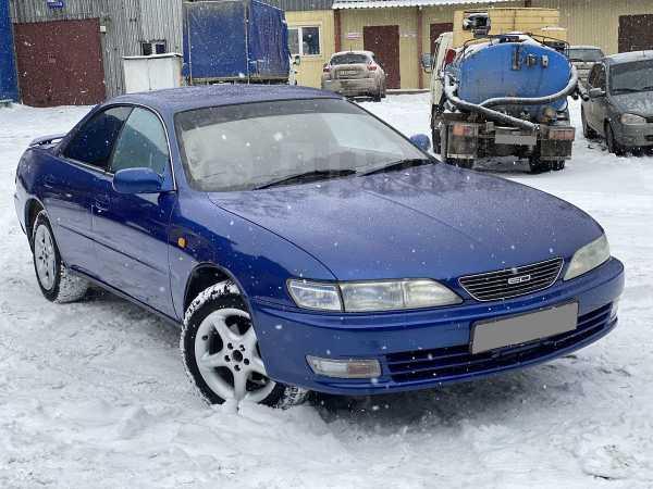 Toyota Carina ED, 1996 год, 100 000 руб.
