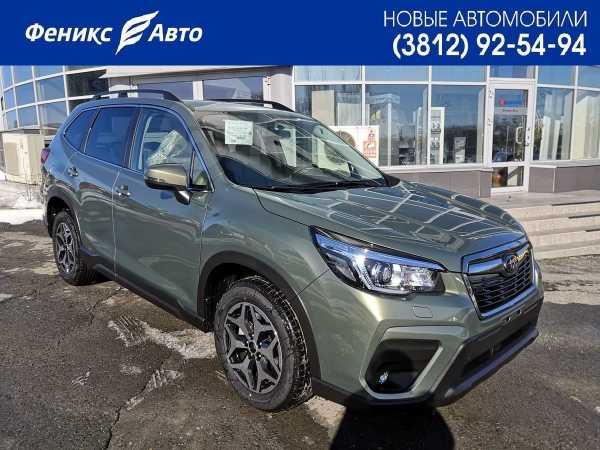 Subaru Forester, 2019 год, 2 169 900 руб.