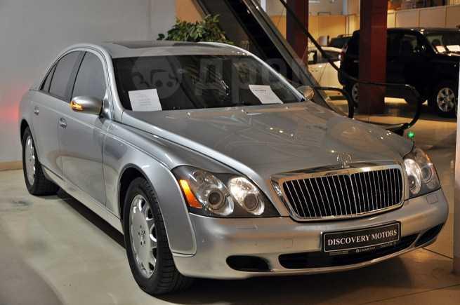 Maybach 57, 2004 год, 2 190 000 руб.