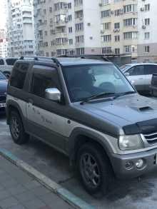 Новороссийск Pajero Mini 2005