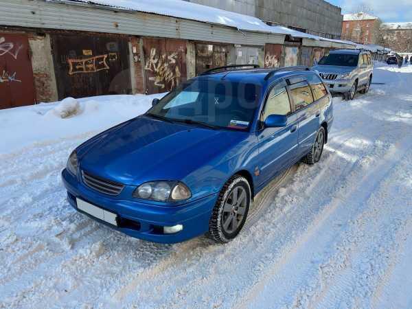 Toyota Avensis, 1998 год, 265 000 руб.