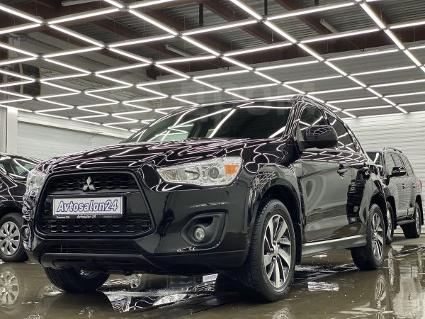 Mitsubishi ASX, 2014 год, 829 999 руб.