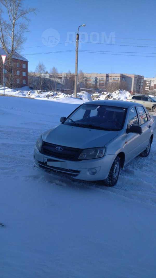 Лада Гранта, 2012 год, 200 000 руб.