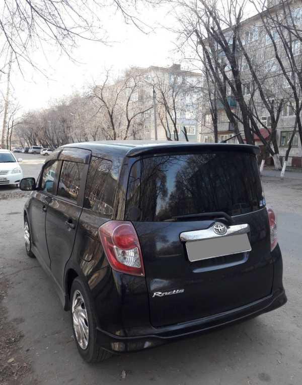 Toyota Ractis, 2009 год, 495 000 руб.