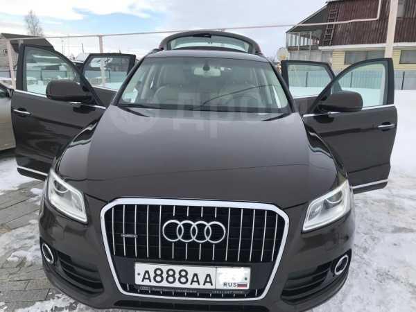 Audi Q5, 2016 год, 2 000 000 руб.