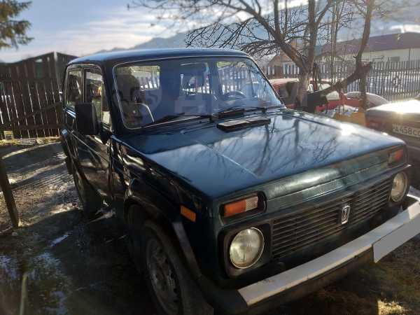 Лада 4x4 2121 Нива, 1998 год, 125 000 руб.