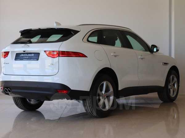 Jaguar F-Pace, 2020 год, 4 493 000 руб.
