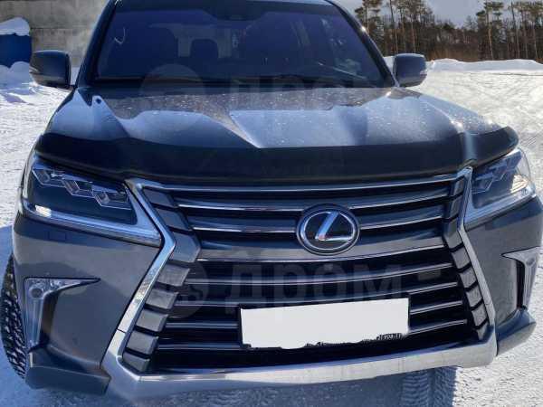 Lexus LX570, 2016 год, 4 999 000 руб.