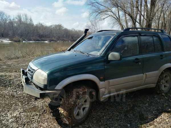 Suzuki Grand Vitara, 2002 год, 335 000 руб.